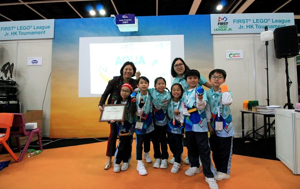 【Video】First Lego League Team Uniform Design Competition 2017